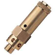 """LORCH / cubeair Seguridad Válvulas - 9.0 Bar 1/4"""" BSPM Presión Válvula de"""