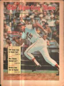 The Sporting News Newspaper May 30, 1970 Fed Up With Boss Dave Johnson