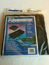 "Pondmaster Supreme Poly/Carbon Media for 1000 2000 Filters, 11 3/4"" X 11-3/4"""