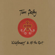 Tom Petty WILDFLOWERS & ALL THE REST (93624899105, SUPER DELUXE) New Vinyl 9 LP