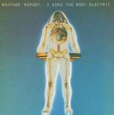 NEW CD Album Weather Report - I Sing The Body Electric  (Mini LP Style Card Case
