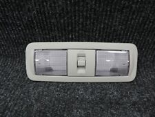 2008-2015 NISSAN TITAN OE GRAY INTERIOR OVERHEAD ROOF DOME MAP LIGHTS SWITCH #01