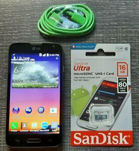 LG Optimus L70 LGMS323 Smartphone T Mobile Metro PCS Android Usb&MicroSD 4G 16GB