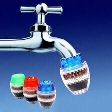 Home Kitchen Coconut Carbon Cartridge Faucet Tap Water Clean Purifier Filter SP