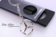Mercedes-Benz Keyring Key Chain with Gift Box Merchant Gift Polished Metal