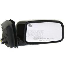 02-05 Mitsubishi Lancer Passenger Side Mirror Replacement - Heated