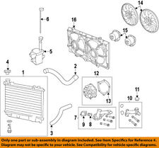 Chevrolet GM OEM 12-17 Caprice Cooling System-Water Outlet 92275941