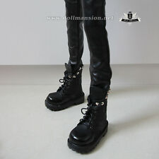 1/4 BJD Boots Supper Dollfie MID AOD DOD LUTS EID SOOM Shoes MSD Military Boots