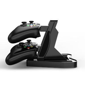 Xbox Series X S 2-in-1 Dual Controller Charger Docking Stand Station