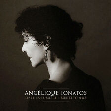 ANGELIQUE IONATOS - RESTE LA LUMIERE (CD DIGIPACK NEUF)