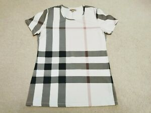 Burberry Brit women's vintage t-shirt , STUNNING!!!