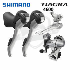 Shimano Tiagra 4600 Groupset 2x10 Speed Road Bike Shifters Derailleur Mini Set