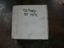 OIL PUMP FOR HARLEY-DAVIDSON,POLISHED,BIG TWIN 1973-1991