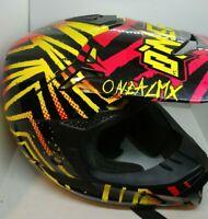 Motor Cycle Helmet O'Neal Shocker adult Dirt Bike Helmet XXL 63 - 64 CM