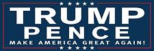 8'x24' DONALD TRUMP / MIKE PENCE - HUGE BANNER SIGN