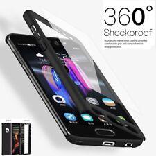 Hülle für Samsung Galaxy S7/S7 Edge/Note8 Full Cover 360° Grad Handy Schutz Case