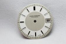 Girard Perregaux Silver Gyromatic Wristwatch Dial - 27.5mm NOS