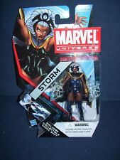 Marvel Universe Storm  3 3/4 Action Figure #3 Series 4 NIB Hasbro