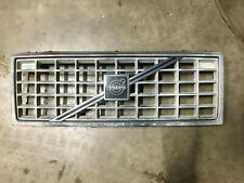 Volvo 740 Egg Crate Grille 1990 Turbo