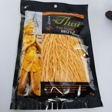 Fish snack food ,low fat,delicious,healthy,Barbecue flavor,party size,Thailand