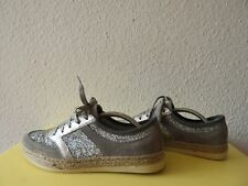 Tamaris Damen Sneaker Glitzer aus Leder günstig kaufen | eBay