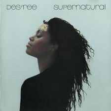 CD Album Des`ree Supernatural (Time, Down By The River) 90`s Sony Music