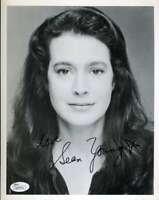 SEAN YOUNG JSA Coa Hand Signed 8x10 Photo Autograph Authenticated