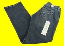 Womens Wrangler Q-Baby Mid Rise Boot Cut Absolute Star Jeans 2NDS WRQ20AU 3/4X32