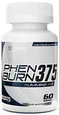 Phen Burn 375 Strong Diet Pills | Phentramine Replacement | Best Fat Burners