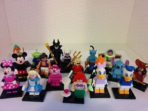 LEGO Disney Minifigures Series, Choose Your Character. 71012