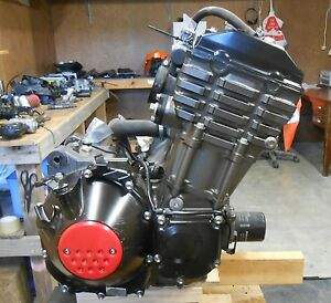 2002 Kawasaki ZR1000A Z1000 Engine / Motor with 54722 km on the clock