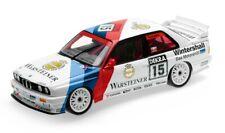 * BMW M3 E30 #15 * R. RAVAGLIA * WINNER DTM 1989 * MINICHAMPS 1:18 Model Car *