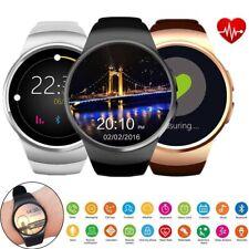 Business Bluetooth Smart Watch Wristwatch Phone Mate Sim Unlocked Phone Watch