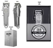 Wahl 100 Year Anniversary Clipper 100-240V / 50-60HZ Limited Edition 81919