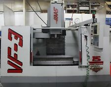 HAAS VF-3 CNC Vertical Machining Center, 2-Speed Gearbox, New Spindle