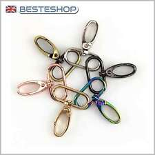 Bag Clasps Lobster Swivel Trigger Clips Snap Hook for 20 25 32 38 mm strapping