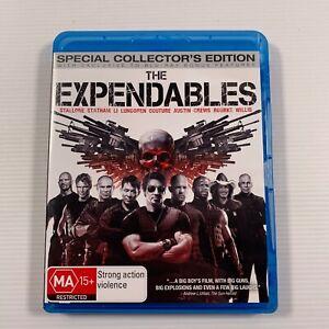 The Expendables (Blu-ray 2010) Sylvester Stallone, Jason Statham Region B