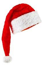 Holiday Hats Kids Long Plush Santa Hat - 26 Inches Long