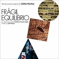 Zeltia Montes - Fragil Equilibrio [CD]