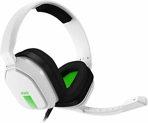 ASTRO Gaming A10 Wired Gaming Headset FOR Xbox One PS5 PS4 Nintendo Switch WHITE