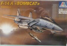 Italeri 1/72 F-14A Tomcat Bombcat Model Kit 1202