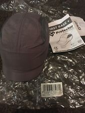 Scott Safety Hc22 Grey Bump Cap Abs Protector First Base Micro Peak Hard Hat Ppe