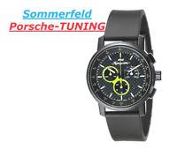 orig Porsche Design 918 Spyder Classic Chronograph Uhr Carbon Watch WAP0700810E