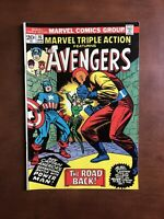 Marvel Triple Action #16 (1974) 7.5 VF Bronze Age Comic Book Avengers Hulk Thor