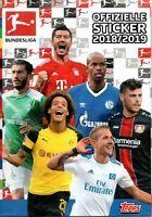 Topps Bundesliga 2018 2019 10 Sticker aussuchen Choose Pick Panini 14 / 15
