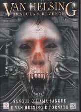 VAN HELSING dracula's revenge - DVD