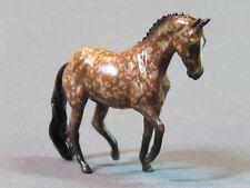 Breyer Stablemate Dapple Bay Warmblood Horse Dapples & Dots 2018 1:32 scale 6036