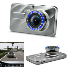 "4""HD Display Auto Dual-Objektiv DVR Video Recorder Nachtsicht mit Rückfahrkamera"