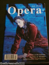 OPERA MAGAZINE - SALOME AT THE COLISEUM - JULY 1996