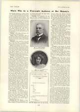 1902 Sylvia Lingwood Mr H Jamyn Brooks Villiers Couldrey